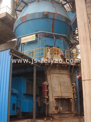 水泥厂立磨_飞耀辊压机专用液压缸